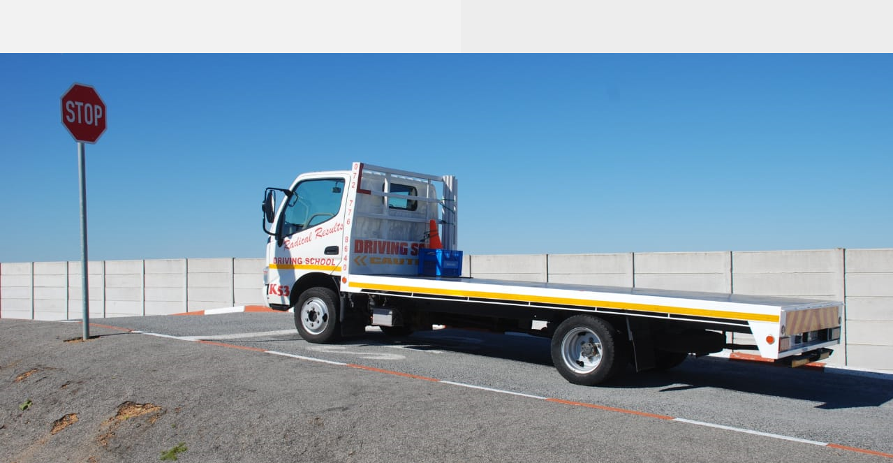 Code 10 Driver training Vredenburg